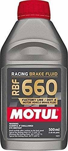 Bremsflüssigkeit DOT4 0.5 Liter Motul RBF 600