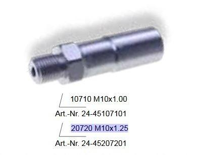 Verlängerung M10x1,25 #varinfo