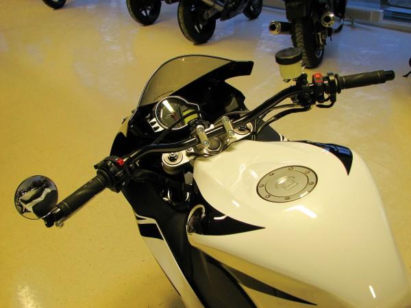 Superbike Umbau komplett