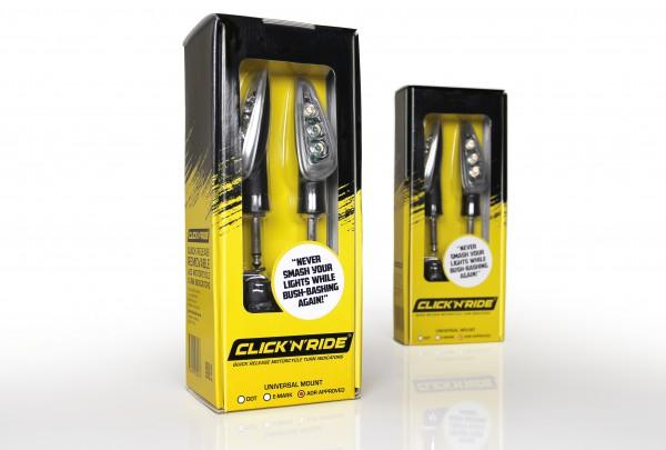 Click n Ride Blinker ( 4er Pack )