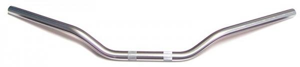 Alulenker Superbike Ø22 Standard S1 B=750 H=110 I=Ø12mm Lenker silber
