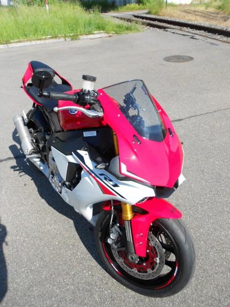 Superbike Umbau komplett YZF - R1 15-17 (GY26) #varinfo