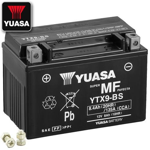 Batterie Motorrad YTX9-BS Yuasa
