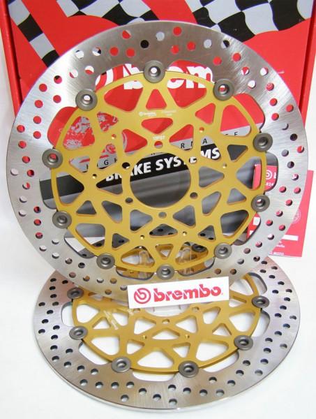 BREMBO Bremsscheibensatz S1000RR HP4 gold