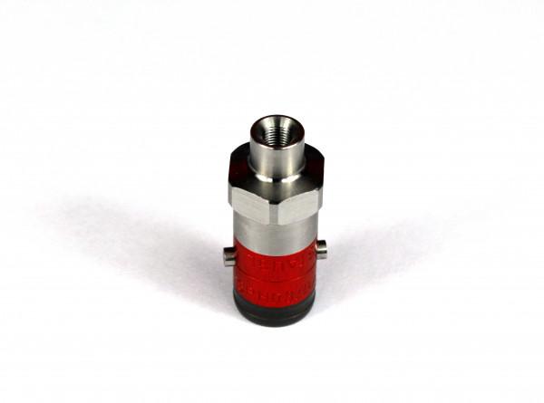 Schnellkupplung Staeubli Typ 965 721605 (Adapter inox)