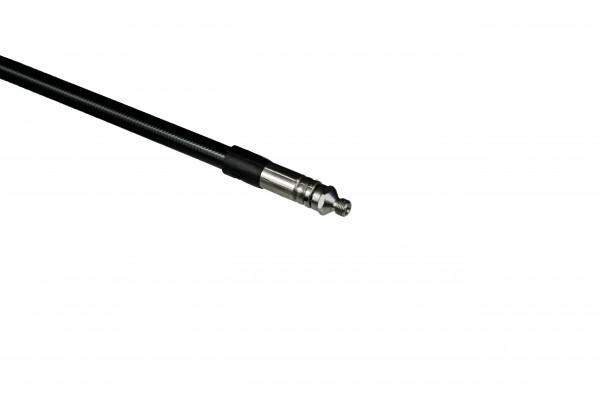 Varioleitung ohne Anschlüsse  64cm Leitung schwarz