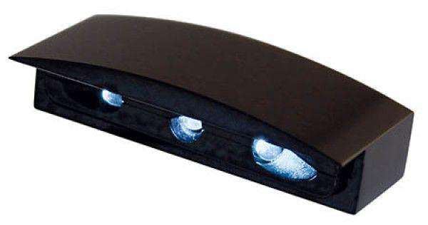 MICRO-LED-Nummernschildbeleuchtung mit Alu-Gehäuse