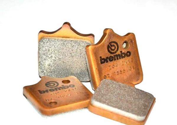 BREMBO Z04  ( für 1 Zange mit 4 Einzelbelägen )